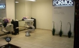 Formos, grožio salonas